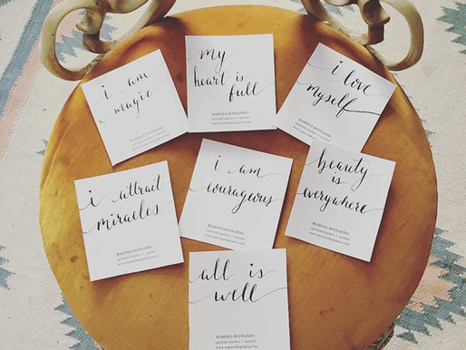 Affirmations For Thriving