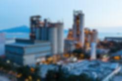 Fire Protection Services for Concrete Plant