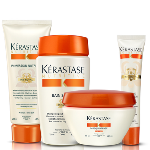 Kerastase Nutritive Collection (dry/ thick hair)