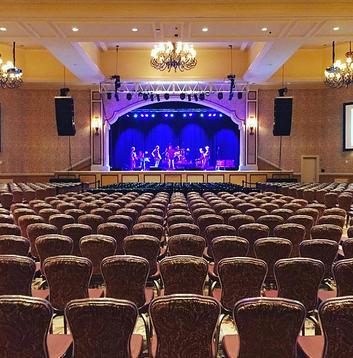 Las Vegas Show Soundcheck