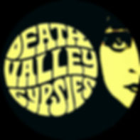 Death Valley Gypsies Logo Poster