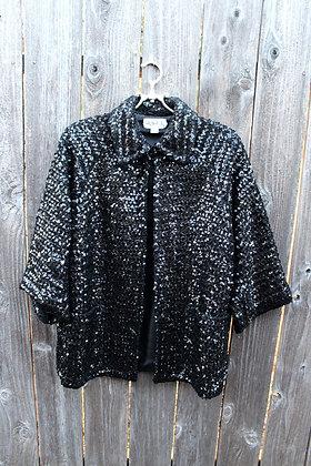 Vintage 60's Sequin Coat