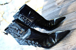 Closet Rock Boots