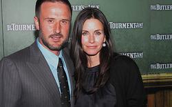 David Arquette & Courtney Cox