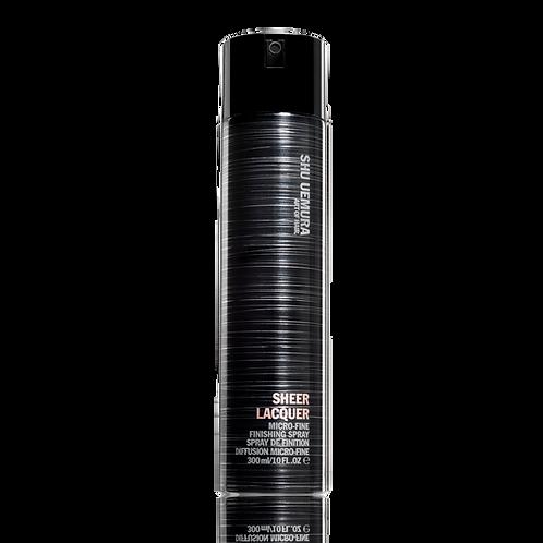 Shu Uemura Sheer Laquer (finishing spray)