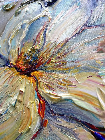 Oil Painting on canvas brings endless ch