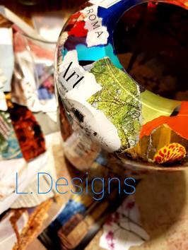 L.Designs Vase