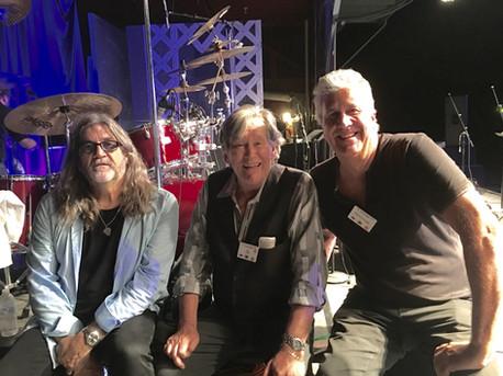 With Jeff Tamelier & Bill Champlin
