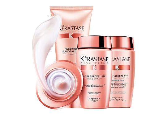 Kerastase Discipline Collection (unmanageable)