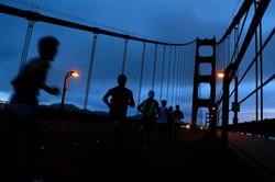 SF Marathon GG Bridge