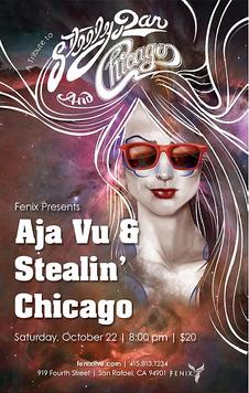 Aja Vu Show Poster