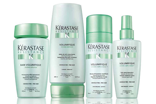Kerastase Volumifique Collection (fine/flat hair)