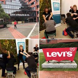 Levi's Employee Health Fair