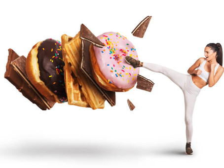 Three Steps to Stopping Sugar Cravings