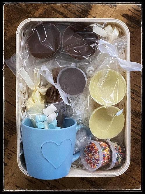 ערכה ליצירת פצצות שוקולד