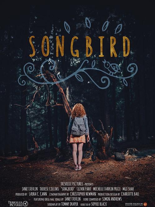 SONGBIRD (2017) - Poster