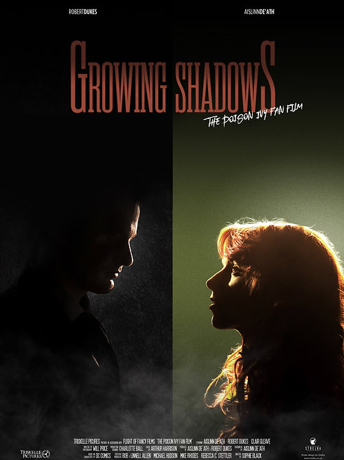 GROWING SHADOWS (2019) - Poster 2