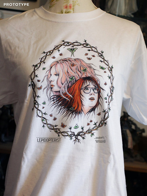 LEPIDOPTERIST (2020) - T-shirt