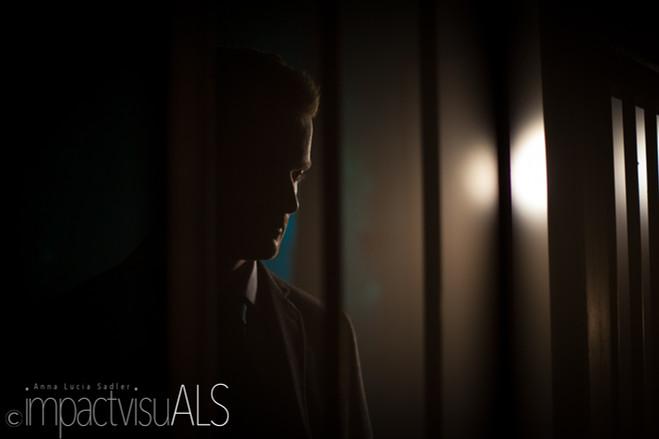 Robert Dukes in Growing Shadows