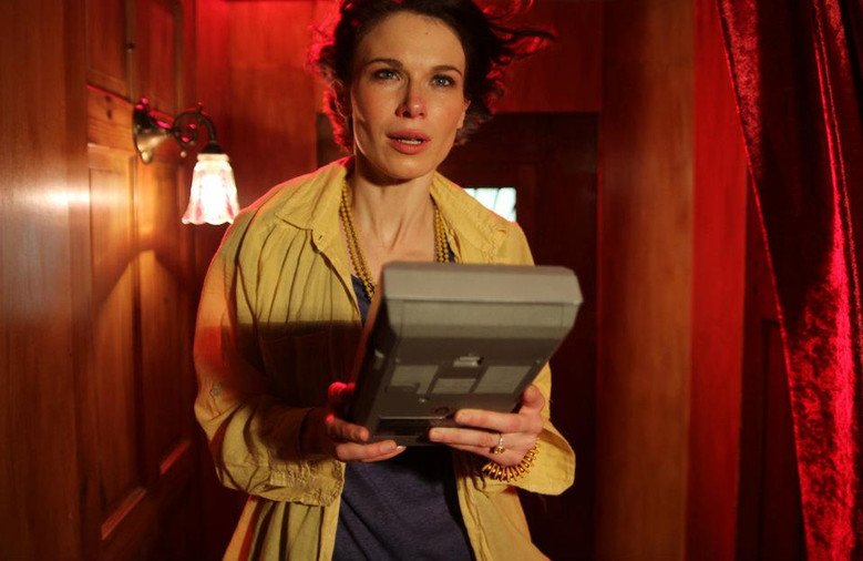 Georgina Sherrington in 'Stop/Eject'