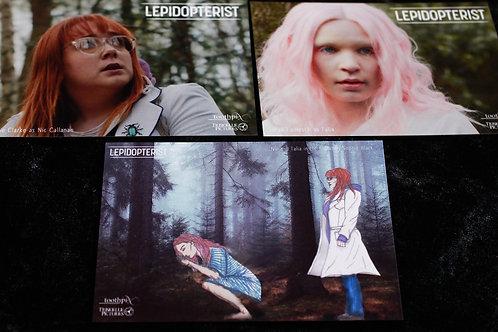 LEPIDOPTERIST (2020) - Postcard set