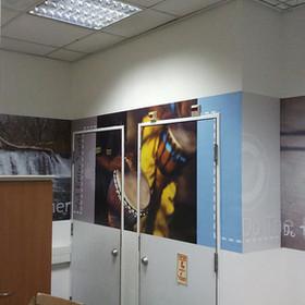 מיתוג קירות במלון דיוויד אינטרקוננטינטל,  מח. כספים  ינואר 2012