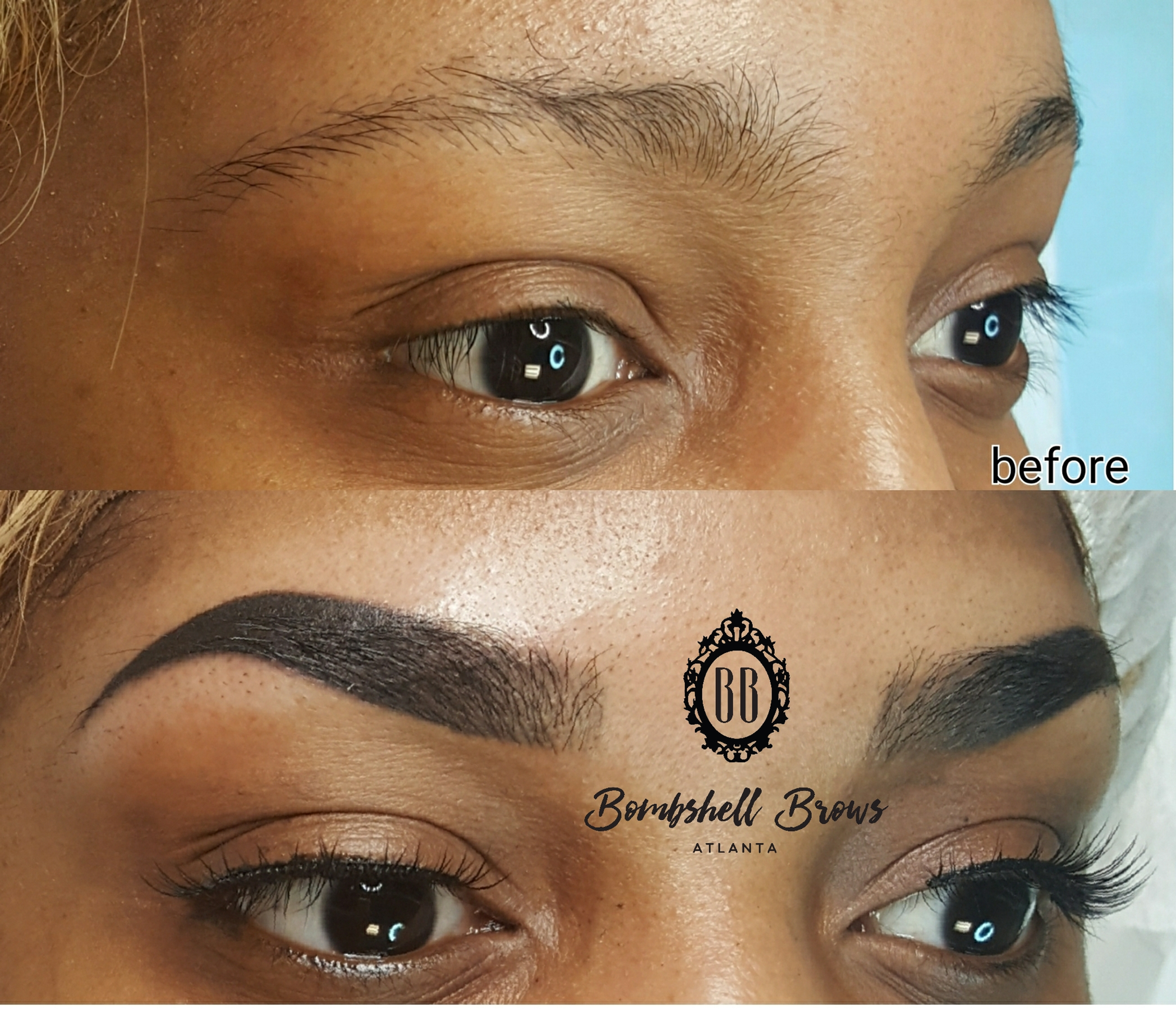 Microblading w/ shading or Micro-Ombre
