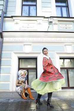 新假期 Weekend Weekly - Moscow