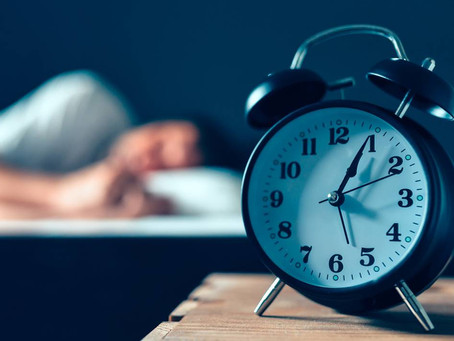 Tips To Get More Restful Sleep!