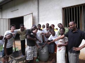Zach in Togo, West Africa!