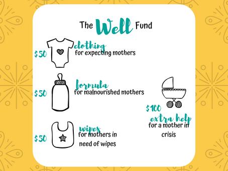 A Well Fund Update