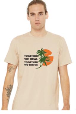 Island Together Tee