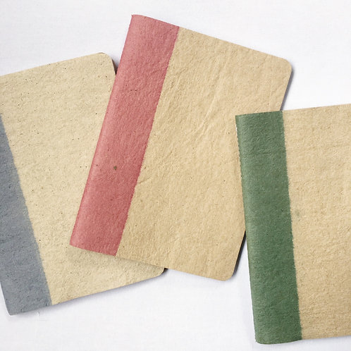 Pack of 3 Mini Journals