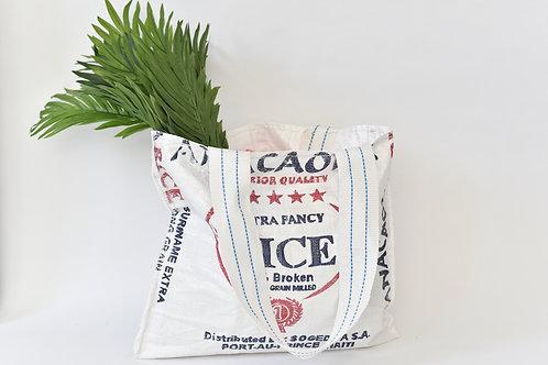 Upcycled Bag -American