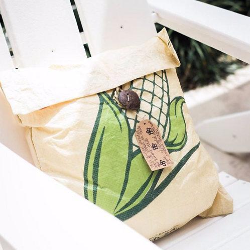 Corn porch pillow