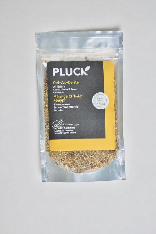 Pluck Tea (Ctrl+Alt+Del)