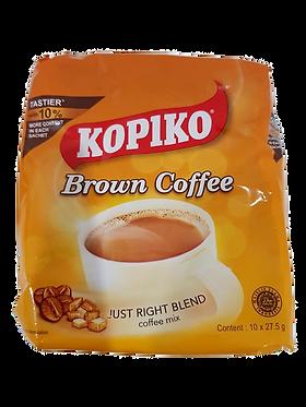 Kopiko Brown Coffee (10 x 27.5g pack)