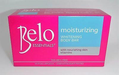 Belo Essentials Moisturising Whitening Body Bar 135g
