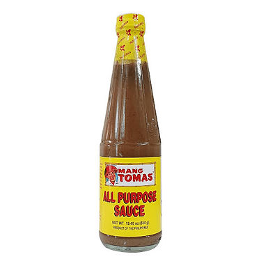 Mang Tomas All Purpose Sauce 550g
