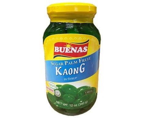 Buenas Sugar Palm Fruit (Green) 340g