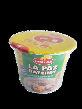 Lucky Me Mini Cup Noodles - Lapaz Batchoy 40g
