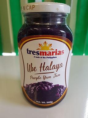 Tres Marias Purple Yam (Ube) 340g