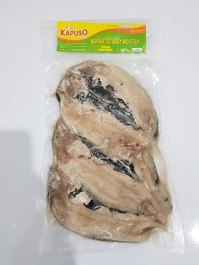 Kapuso Gutted Baby Milkfish (Bangus) Marinated 400g