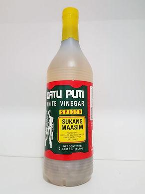Datu Puti Spiced Vinegar 1L