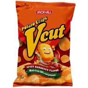 J&J VCut Spicy BBQ Flavour 60g