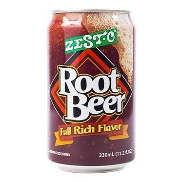 Zesto Root Beer 330mL