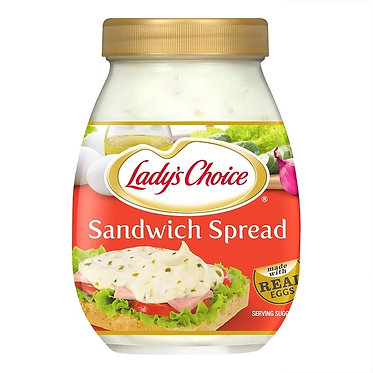 Lady's Choice Sandwich Spread 470mL