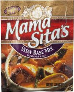 Mama Sita's Kare-Kare Stew Base Mix 50g
