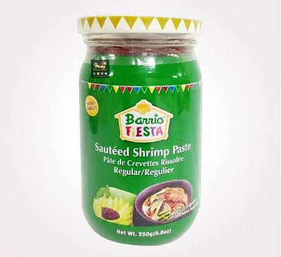 Barrio Fiesta Shrimp Paste Regular 250g