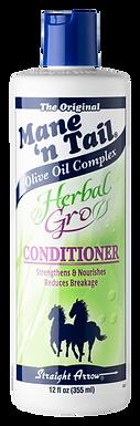 Mane n Tail Herbal Gro Conditioner 355ml